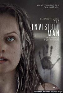 ดูหนังออนไลน์ฟรี The Invisible Man