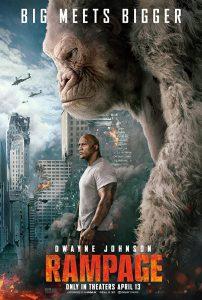 ดูหนังออนไลน์ฟรี Rampage (2018) แรมเพจ ใหญ่ชนยักษ์