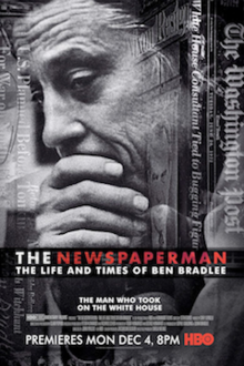 ดูหนังออนไลน์ The Newspaperman: The Life and Times of Ben Bradlee