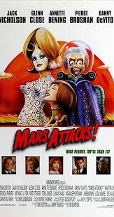 ดูหนังออนไลน์ฟรี Mars Attacks! (1996) สงครามวันเกาโลก