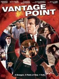 ดูหนังออนไลน์ฟรี Vantage Point (2008) แวนเทจ พอยต์ เสี้ยววินาทีสังหาร