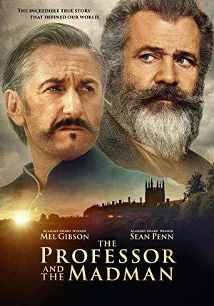 ดูหนังออนไลน์ฟรี The Professor and the Madman (2019) ศาสตราจารย์และคนบ้า