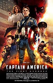 ดูหนังออนไลน์ Captain America 1 The First Avenger (2011) กัปตันอเมริกา 1 อเวนเจอร์ที่ 1