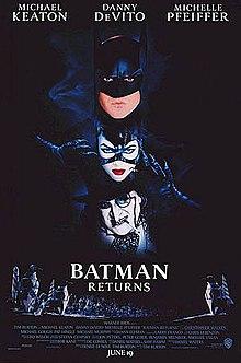 ดูหนังออนไลน์ฟรี Batman Returns (1992) แบทแมน รีเทิร์นส