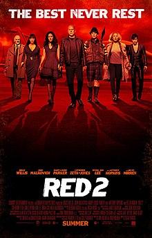 ดูหนังออนไลน์ Red 2 (2013) คนอึดต้องกลับมาอึด 2