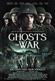 ดูหนังออนไลน์ฟรี Ghosts of War | โคตรผีดุแดนสงคราม (2020)