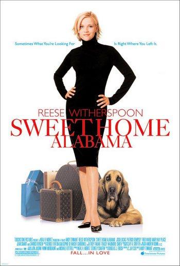 ดูหนังออนไลน์ฟรี Sweet Home Alabama