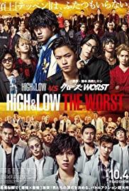 ดูหนังออนไลน์ฟรี High & Low The Worst (2019) บรรยายไทย