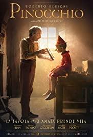 ดูหนังออนไลน์ฟรี Pinocchio | พินอคคิโอ (2019)