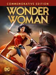 ดูหนังออนไลน์ฟรี wonder Woman (Commemorative Edition)