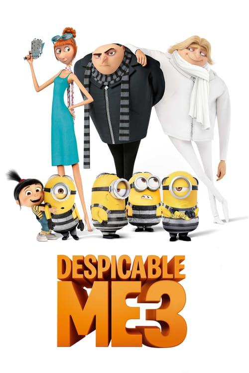 ดูหนังออนไลน์ฟรี Despicable Me มิสเตอร์แสบร้ายเกินพิกัด 3 (2017)